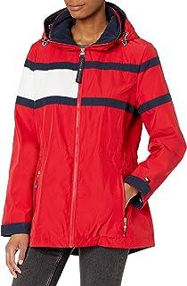 Women's Packable Jacket with Hood