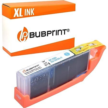 Bubprint Druckerpatrone Kompatibel Für Canon Cli 581m Xl Cli 581 Xl Für Pixma Ts6150 Ts6151 Ts8150 Ts8151 Ts8152 Ts9150 Ts9155 Tr7550 Tr8550 Magenta Bürobedarf Schreibwaren