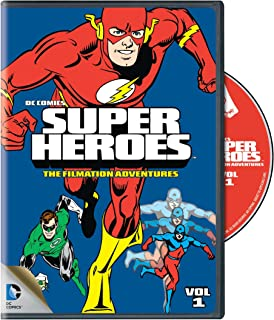 DC Super Heroes: The Filmation Adventures - Volume 1