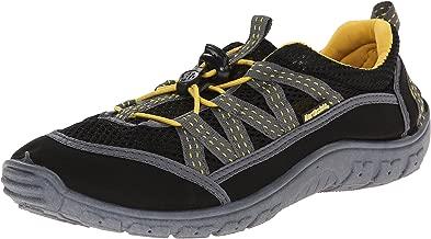 (13 D(M) US, Black/Yellow) - Northside Men's Brille II Water Shoe