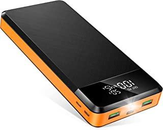 Portable Charger, 26800mAh 18W PD3.0 Fast Charging Power...