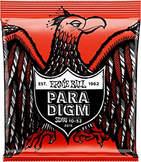 Ernie Ball Skinny Top Heavy Bottom Paradigm Electric 2015