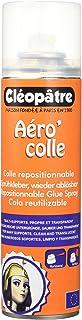 Cléopâtre - ACR250 - Aero'Colle - Spray de Colle repositionnable - 250 ml