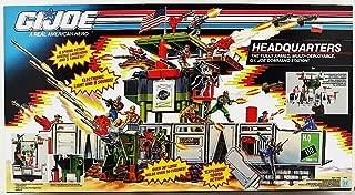 G.I. Joe Headquarters Vintage 1991 Huge Action Figure Playset