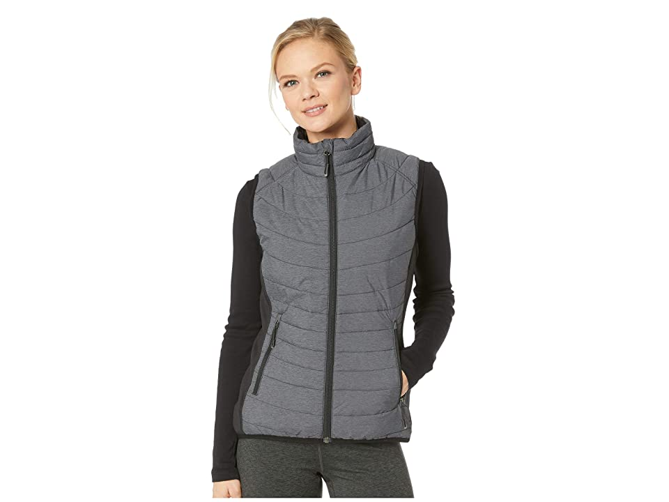 White Sierra Zephyr Insulated Vest (Black) Women