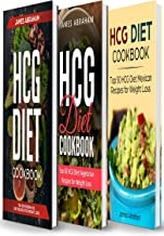 HCG DIet Cookbook: 3 Books in 1- Top 50 HCG recipes for Weight loss+ Top HCG Vegetarian recipes for Weight loss+ Top HCG Mexican recipes for Weight loss