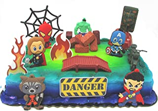Best cake toppers avengers Reviews