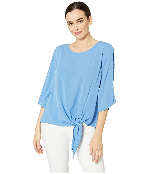 Bobeau Tops , SILVER LAKE BLUE