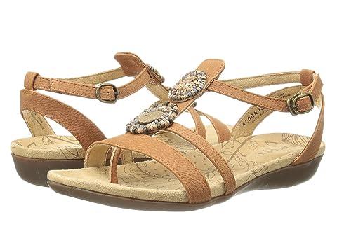 Acorn Samoset Ankle Wedge Sandal XE4hFZ
