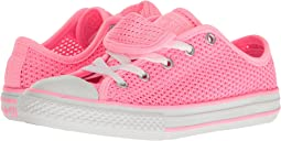 Converse Kids - Chuck Taylor All Star Double Tongue Ox (Little Kid/Big Kid)