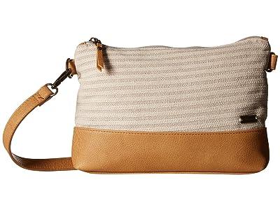 Roxy Set You Free Purse (Camel) Handbags