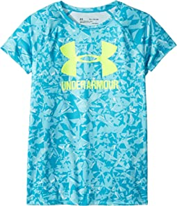 Big Logo Tee Novelty Short Sleeve (Big Kids)