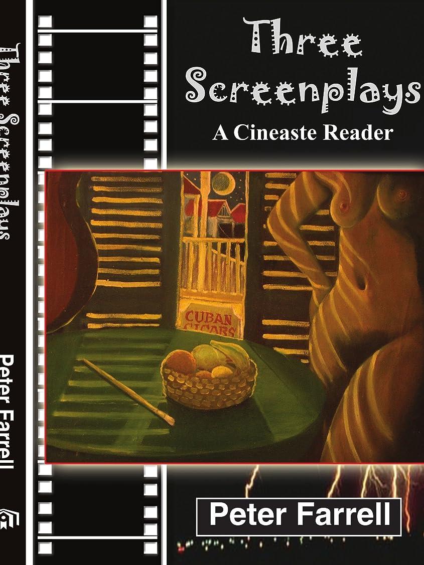 曖昧な蓋深さThree Screenplays: A Cineaste Reader