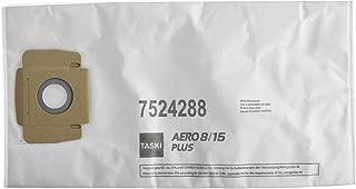 TASKI Aero 8/15 PLUS Disposable Fleece Bags, White