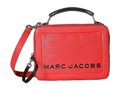 Marc Jacobs The Box 23 (Geranium) Handbags