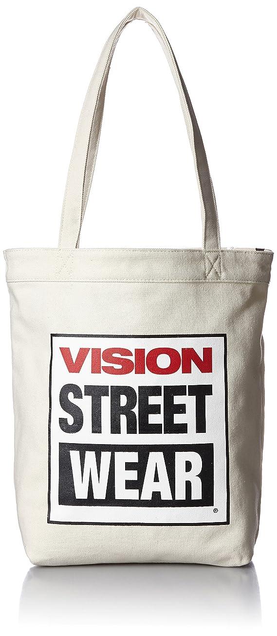 乞食迅速クラシック[ヴィジョンストリートウェア] VISION STREET WEAR(ヴィジョンストリートウェア) プリントトートバッグ