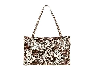 Hobo Friar (Platinum Shimmer) Shoulder Handbags