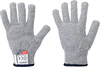Cut-Resistant Gloves-high-Performance Level 5 Protection,Food Grade, can be Used to Remove Oysters, Fillet Processing, Man...