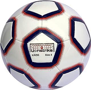 Lionstrike Maat 4 Lite Football - Lichtgewicht training voetbal voor jongens en meisjes leeftijd 7 tot 13 jaar oud…
