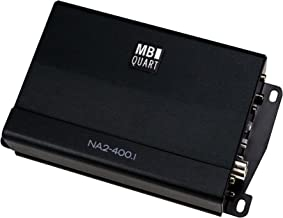 MB Quart NA2-400.1 Compact 400 watt Mono Powersports Amplifier to for a subwoofer