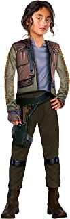 Rogue One: AStar WarsStory Child's Deluxe Jyn Erso Costume, Large