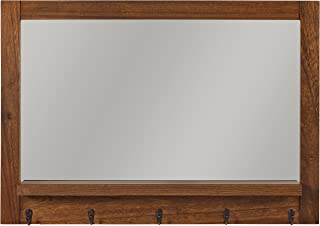 Stone & Beam Modern Wood Mirror, 30