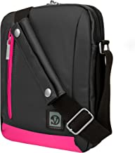 """Vangoddy Adler Tablet Shoulder Bag with Adjustable Strap for up to 10.5"""" Tablets (VGAdler10GRYMAG)"""