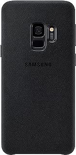 Samsung Galaxy S9 Alcantara Case, Black