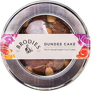 Brodies Dundee Fruit Cake Tin, 11.1 Ounce