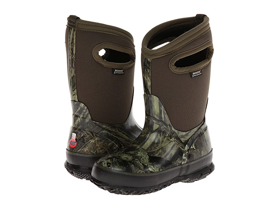 Bogs Kids Classic Camo (Toddler/Little Kid/Big Kid) (Mossy Oak) Kids Shoes