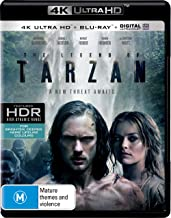 The Legend of Tarzan   (4K Ultra HD)