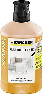 Kärcher kunststofreiniger 3-in-1, 1 liter (Plug 'n Clean, reiniging van tuinmeubelen, kunststof oppervlakken, kozijnen, etc.)