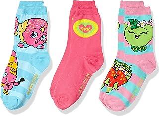 e9e60781557 Amazon.com  Shopkins - Socks   Tights   Clothing  Clothing