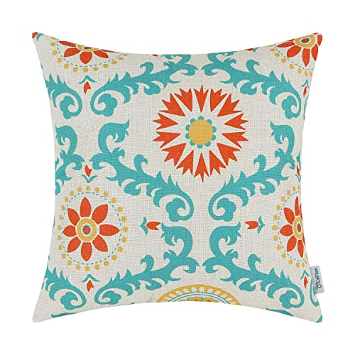 Red and Turquoise Decor: Amazon.com
