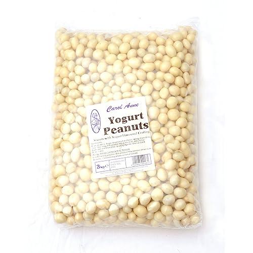 Carol Anne Yogurt Coated Peanuts 3 kg