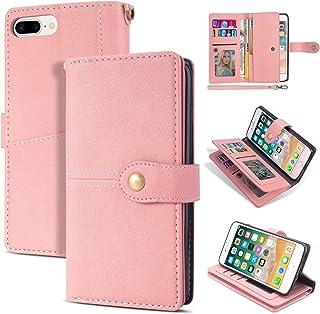 EYZUTAK - Carcasa para iPhone, Oro Rosa, iPhone 6 Plus/6S Plus
