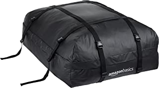 AmazonBasics Rooftop Cargo Carrier Bag, Black, 15 Cubic Feet