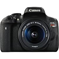 Canon EOS Rebel T6i EF-S 18-55mm f/3.5-5.6 IS STM Kit Refurb Deals