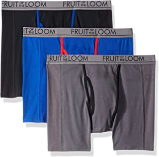 Fruit of the Loom Men's 3pk Ultra Flex Boxer Brief