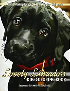 Best labrador colouring pages Reviews