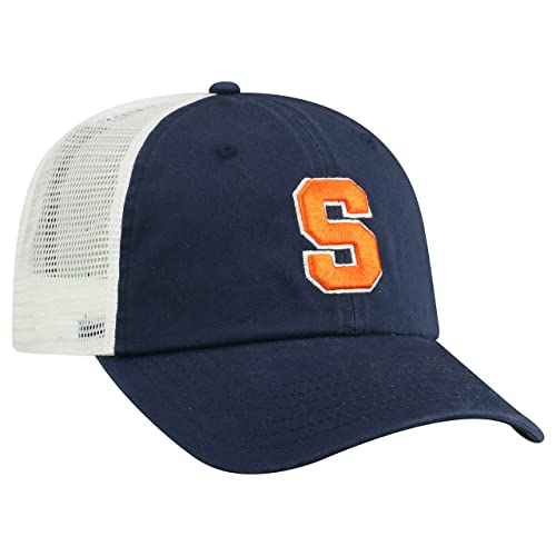 quality design b5484 338fa Syracuse Orange Adult NCAA Team Spirit Relaxed Fit Meshback Hat - Team  Color ,
