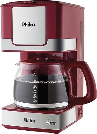 Cafeteira PH31, 127V, Philco 53901024, Inox, Philco, 53901024, Inox
