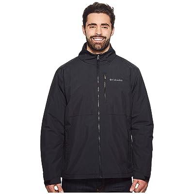 Columbia Big Tall Utilizer Jacket (Black) Men