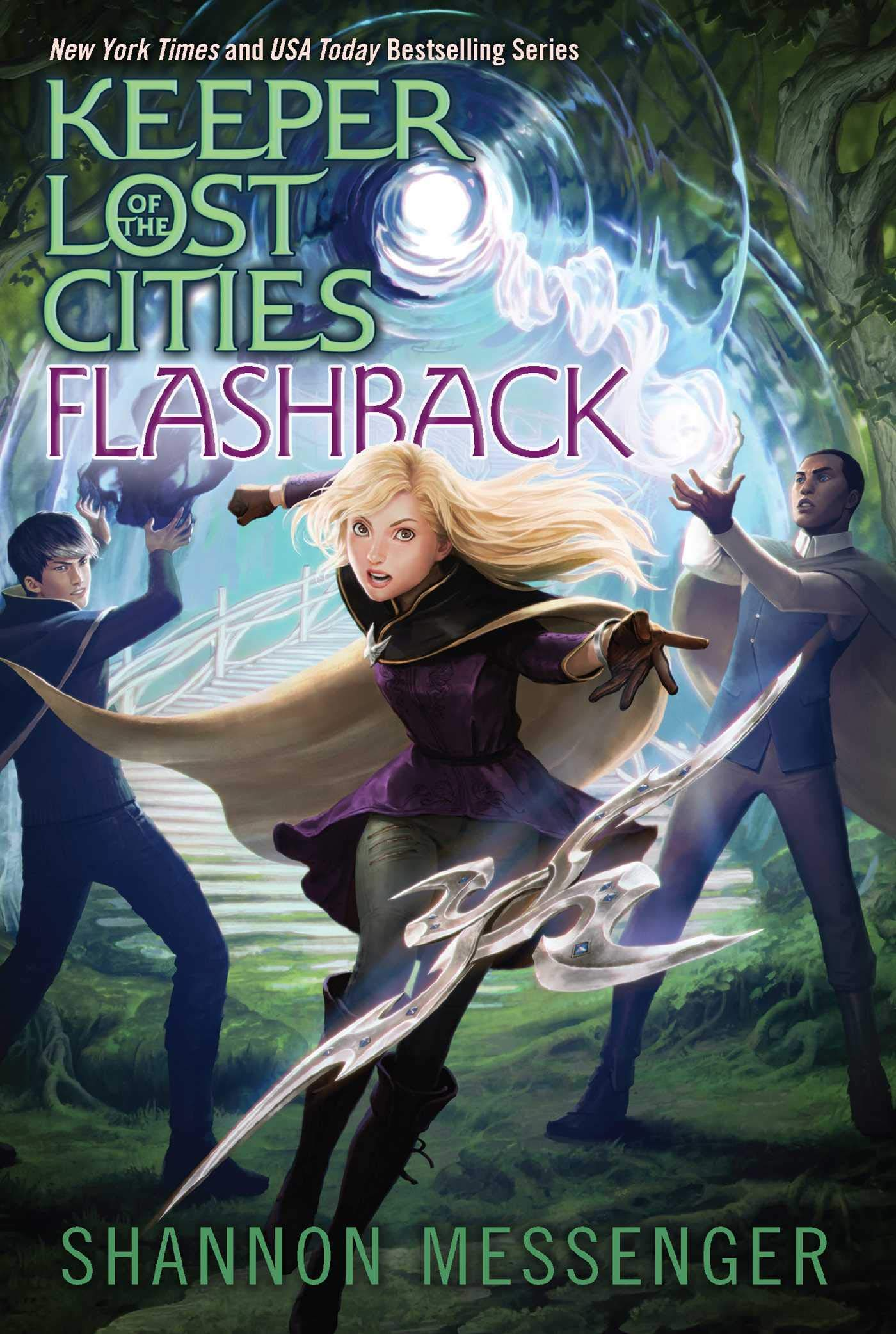 Flashback (Keeper of the Lost Cities Book 7)
