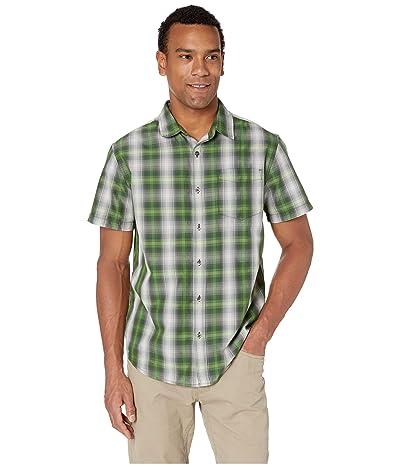 Prana Mick Shirt (Nori Green) Men