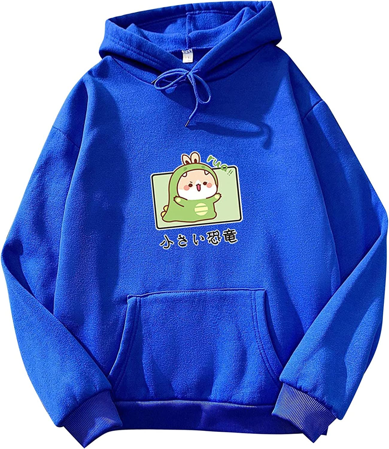 NEEKEY Comfy Hoodies for Womens - Casual Reservation Long Pullovers S free Sleeve