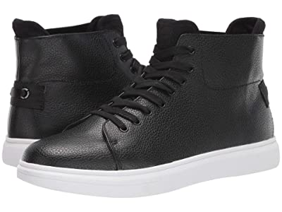 Steve Madden Astoria High-Top Sneaker (Black) Men