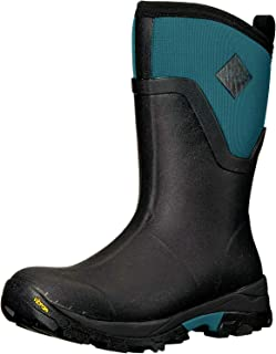 Muck Boot Company Womens Arctic Sport II Mid AG Winter Blue Boots (AS2MV-300-BLU)