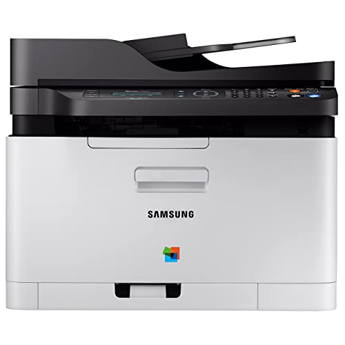 HP Xpress SL-C480FW Laser 18 ppm 2400 x 600 dpi A4 WiFi - Impresora multifunción (Laser, 2400 x 600 dpi, 150 Hojas, A4, Impresión Directa, Negro, Blanco)
