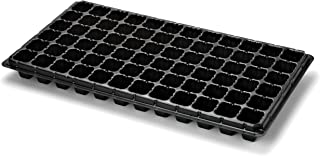 72 Cell Seed Starter Tray - 5 Pack - Extra Strength 1020 Starting Trays for Planting Seedlings, Propagation, Germination Plugs